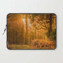 Autumn woods Laptop Sleeve