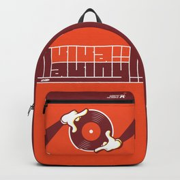 UNDO | Music to the people 13 Backpack