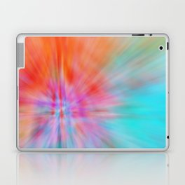 Abstract Big Bangs 002 Laptop & iPad Skin