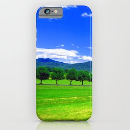Moving Fast iPhone Case
