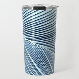 Palm leaf - oceanic Travel Mug