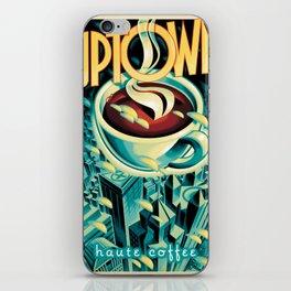 Uptown Coffee iPhone Skin