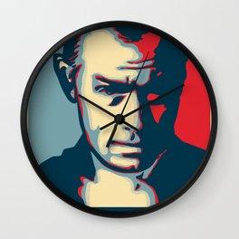 Pope Wall Clock