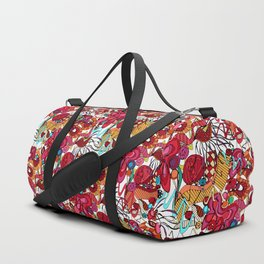 Spanish dance Duffle Bag