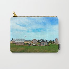 Hannah's Bottle Village Carry-All Pouch