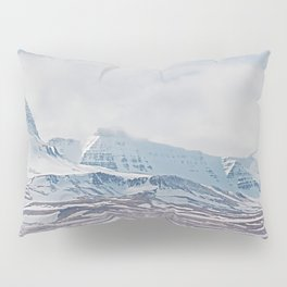 NEVER STOP EXPLORING ICELAND Pillow Sham