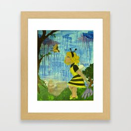 Adventurer Framed Art Print