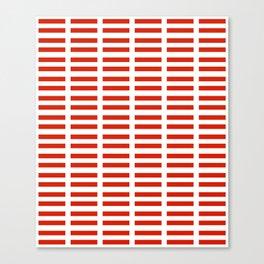 flag of austria 2 -,Österreich,Austrian,Österreicher,Vienna,Salzburg,Mozart, Schoenberg Canvas Print