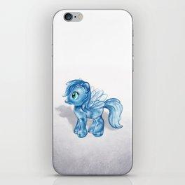 Crystal Dash iPhone Skin