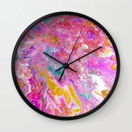 Ric flair drip Wall Clock