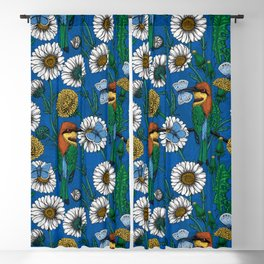 Bee eaters Blackout Curtain