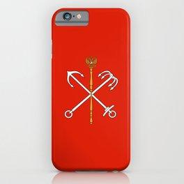 flag of Saint Petersburg iPhone Case