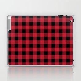 Red Flannel Laptop & iPad Skin