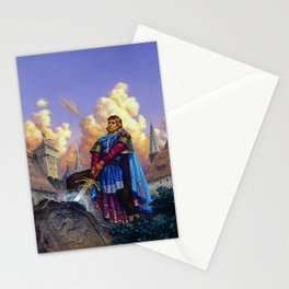 King Arthur Stationery Cards