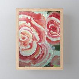 Roses For My Sister Framed Mini Art Print