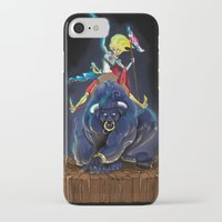bull iPhone & iPod Cases featuring Bull by David Jimenez Garcia Takel