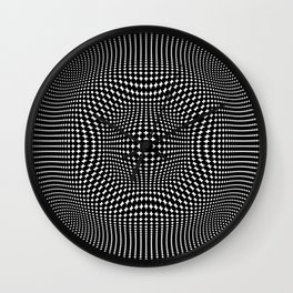 Ondular Wall Clock