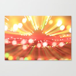 beaming no. 361 Canvas Print