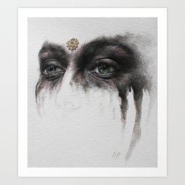Reshop, Heda Art Print