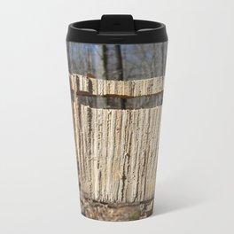 Perspective #2 Metal Travel Mug