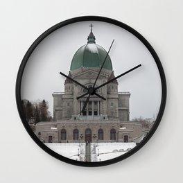 Montréal in November (10 of 11) Wall Clock