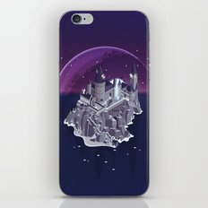 Hogwarts series (year 7: the Deathly Hallows) iPhone & iPod Skin