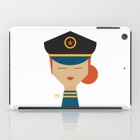 pilot iPad Cases featuring Pilot by Page 84 Design