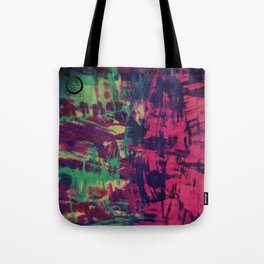 Filaments of Time Tote Bag