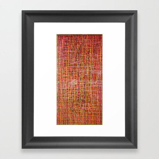 chud Framed Art Print