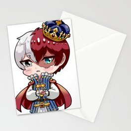 MHA Shouto Fantasy ver Stationery Cards