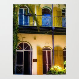 Hemingway House Poster