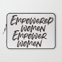 Empowerd Women Empower Women Laptop Sleeve