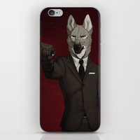 martini iPhone & iPod Skins featuring Martini by Jack Harper