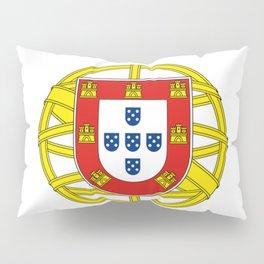 Portuguese Flag (Bandeira Portuguesa) Pillow Sham