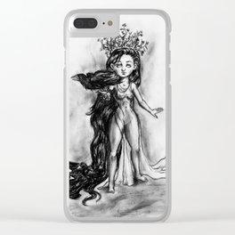 Morrigan Clear iPhone Case