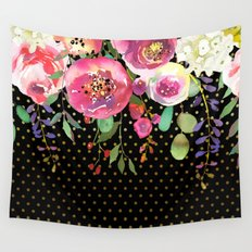 Flowers bouquet #31 Wall Tapestry