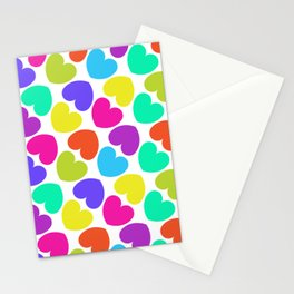 Young hearts Stationery Cards