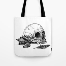 Life Once Lived Tote Bag