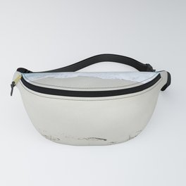 Carribean sea 10 Fanny Pack