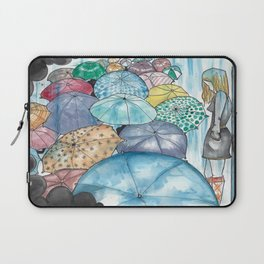 Under The Weather Laptop Sleeve