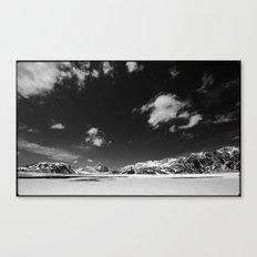 Gran Sasso Canvas Print