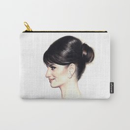 Penelope Cruz Carry-All Pouch