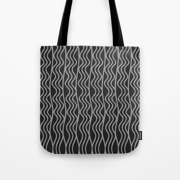Black series 009 Tote Bag