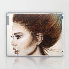 Ombre Hair Laptop & iPad Skin