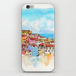 Lisbon, Portugal iPhone Skin