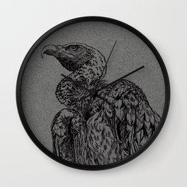 Vulture (DirtyDecibels) Wall Clock