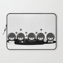 Talented Ninjas Laptop Sleeve
