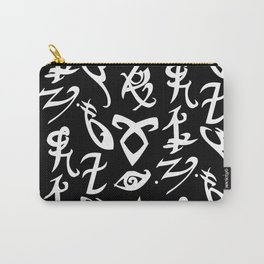 Shadowhunters Runes Carry-All Pouch