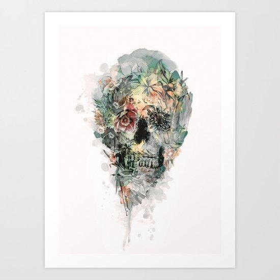 Momento Mori XIII Art Print