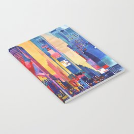 Times Square New York Notebook